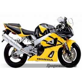Honda CBR 929RR 2001 - version jaune