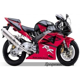 Honda CBR 954RR 2002 - version noir / rouge
