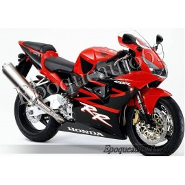 Honda CBR 954RR 2002 - version rouge