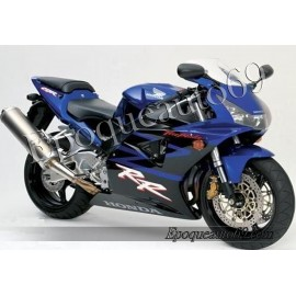 Honda CBR 954RR 2003 - version bleu