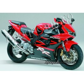 Honda CBR 954RR 2003 - version rouge