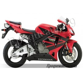 Honda CBR 600RR 2005 - version rouge