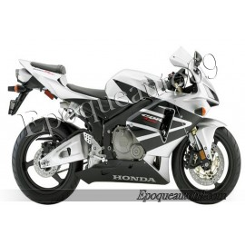 Honda CBR 600RR 2005 - version argent