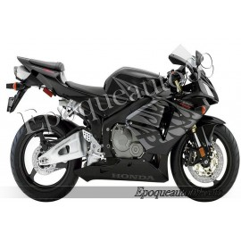 Honda CBR 600RR 2005 - version tribal noir