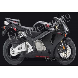 Honda CBR 600RR 2006 - version noir
