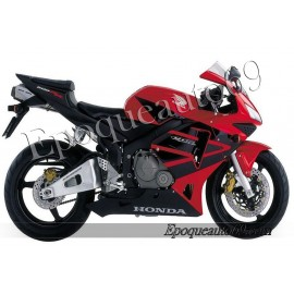 Honda CBR 600RR 2003 - version rouge