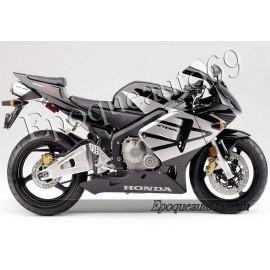 Honda CBR 600RR 2004 - version noir / argent