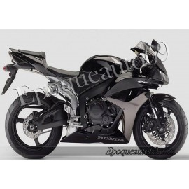 Honda CBR 600RR 2007 - version noir / gris