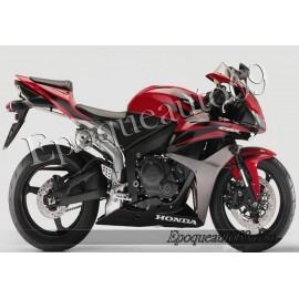 Honda CBR 600RR 2008 - version rouge