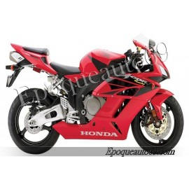 Honda CBR 1000RR 2004 - version rouge