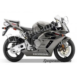 Autocollants stickers Honda CBR 1000RR 2004 - version noir