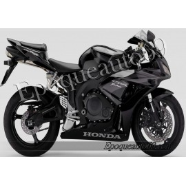 Honda CBR 1000RR 2007 - version gris / noir