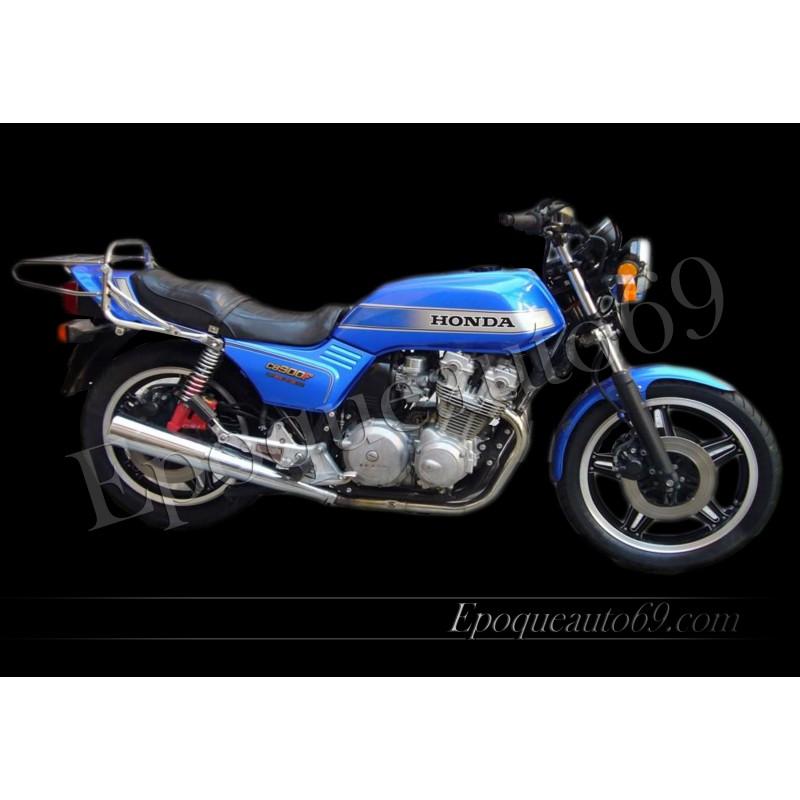 autocollants stickers honda cb 900 f bol d 39 or moto bleue epoqueauto69. Black Bedroom Furniture Sets. Home Design Ideas