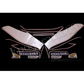 Kit autocollants Stickers complet honda cb 900 f2 bol d'or 1981