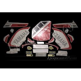 Autocollants - Stickers Yamaha super tenere xtz 660 année 2008