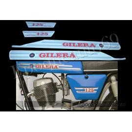 Kit autocollants stickers GILERA 5V 125 ARCORE
