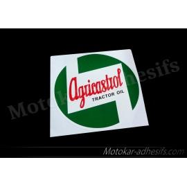 Autocollant sticker CASTROL GTX