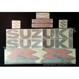 Autocollants - stickers Suzuki GSX-R 750 1991