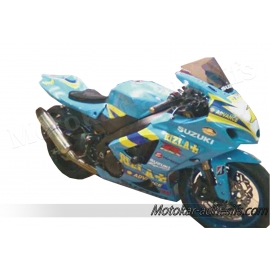 Autocollants - stickers Suzuki gsxr moto grand prix Rizla
