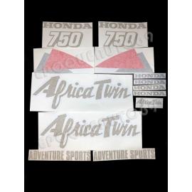 Africa twin xrv 750 rd 04 de 1991