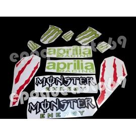 Autocollants Stickers Aprilia SRV 850 MONSTER
