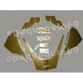 Autocollants - Stickers Aprilia TUONO année 2003