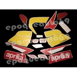 Autocollants - Stickers Aprilia TUONO 1000 R année 2003