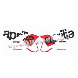 Autocollants stickers Aprilia CAPONORD 1200
