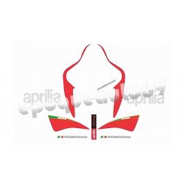 Autocollants stickers Aprilia dorsoduro 750 année 2010/ 2011