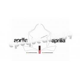 Autocollants stickers Aprilia dorsoduro 750 année 2012/ 2013