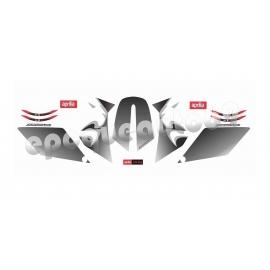 Autocollants stickers Aprilia dorsoduro racing