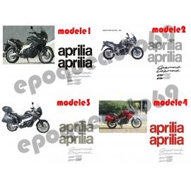 Autocollants Stickers Aprilia Caponord 1000 EVT