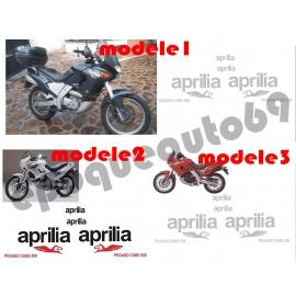Autocollants Stickers Aprilia Pegaso 650