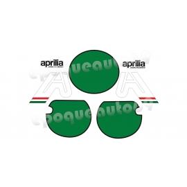 Autocollants stickers Aprilia RC MX année 1979