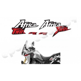 Autocollants stickers Africa twin crf 1000