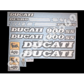 Autocollants stickers Ducati 900 Supersport 1991