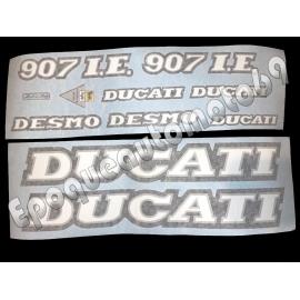 Autocollants - Stickers Ducati 907 ie