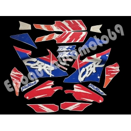 AUTOCOLLANTS STICKERS HONDA CBR 900 RR FIREBLADE ANNEE 1992