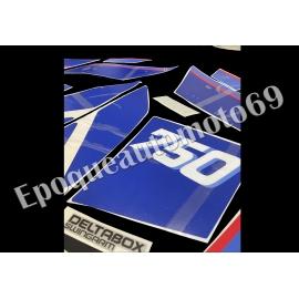 Autocollants stickers Aprilia RSV 1000 R année 2007