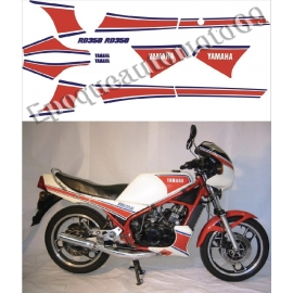 Autocollants stickers APRILIA RS 50 CHESTERFIELD année 1994