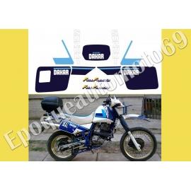 Autocollants - stickers suzuki Djebel 650 DR année 1990
