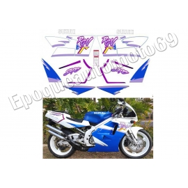 Autocollants - Stickers suzuki rgv 250 gamma année 1995