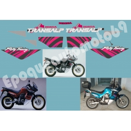 Autocollants -stickers Honda transalp Xlv 600 année 1995