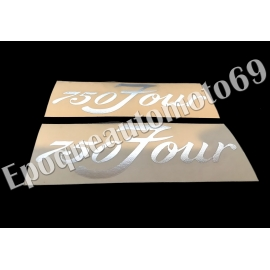 Autocollants Stickers honda cb 750 four