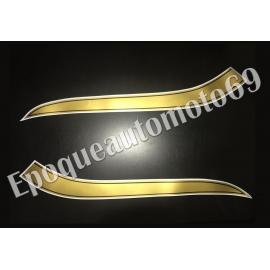 Autocollants Stickers réservoir honda cb 750 four k1-k2