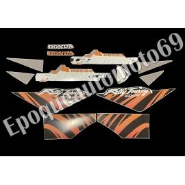 Autocollants -stickers Honda transalp Xlv 600 année 1996 PD06