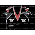 Honda CBR 1000RR 2010 - version rouge / noir