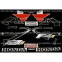 Honda CBR 600 F4i version noir / rouge