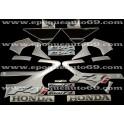 Honda CBR 600 F4i version argent / noir